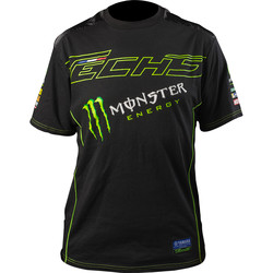 T-Shirt Custom 2 Tech3 Monster Energy® 2017 Monster Energy