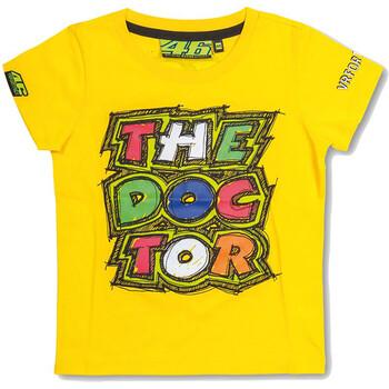 T-shirt Enfant Jaune VR46