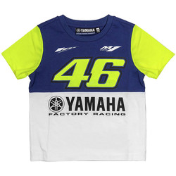T-shirt Kid Royal Yamaha VR46