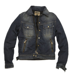 Veste Cannonball Coton Denim Dirty Helstons