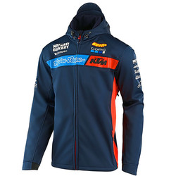 Veste polaire à capuche KTM Team 2020 Troy Lee Designs