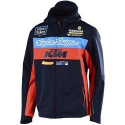 Veste Zippée Team KTM Pit Troy Lee Designs