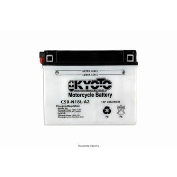 Batterie Y50-n18l-a2=la Kyoto
