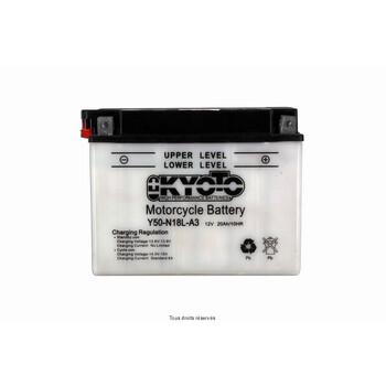 Batterie Y50-n18l-a3 Kyoto