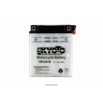Batterie Yb12a-b Kyoto