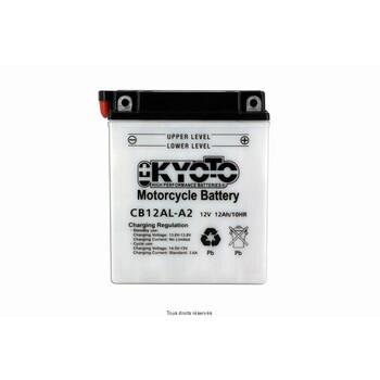 Batterie Yb12al-a2 Kyoto