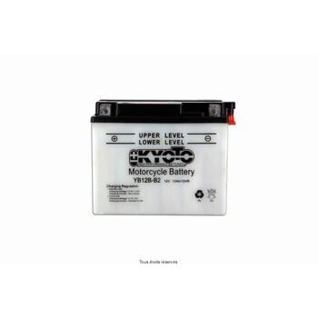Batterie Yb12b-b2 Kyoto