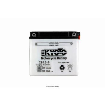 Batterie Yb16-b Kyoto