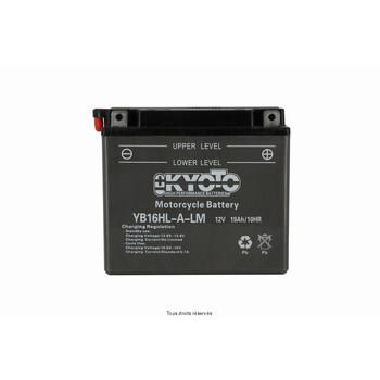 Batterie Yb16hl-a-Lm Kyoto