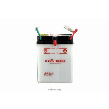 Batterie Yb2.5l-c Kyoto