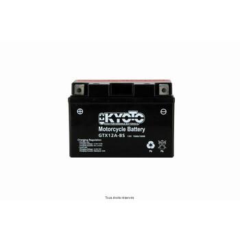 Batterie Yt12a-bs -Ss Entr. Acide Kyoto