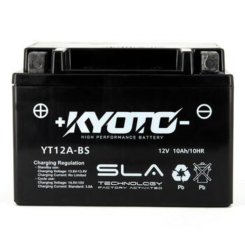 Batterie YT12A-BS SLA AGM Kyoto
