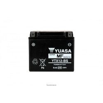 Batterie Ytx12-bs Yuasa