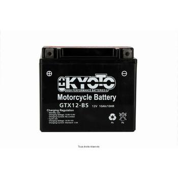 Batterie Ytx12-bs - Ss Ent. Acide Kyoto