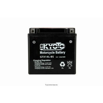 Batterie Ytx14l-bs - Ss Entr. Acide Kyoto