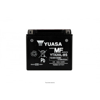Batterie Ytx20l-bs Yuasa