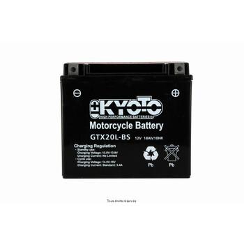 Batterie Ytx20l-bs - Ss Entr. Acide Kyoto