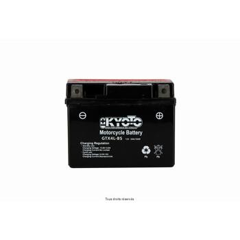 Batterie Ytx4l-bs - Ss Entr. Acide Kyoto