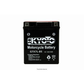 Batterie Ytx7l-bs- Ss Entr. Acide Kyoto