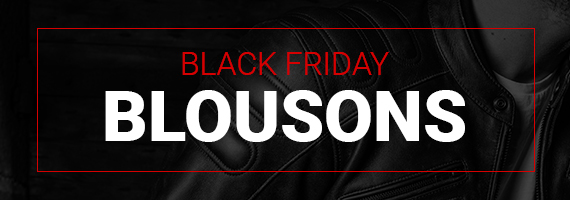 Black Friday Blousons moto