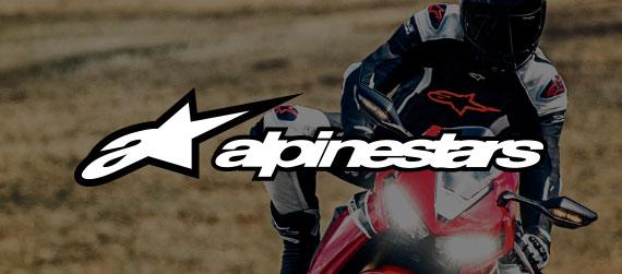 Nouveautés moto Alpinestars