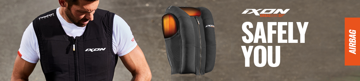 Airbag moto Ixon u03