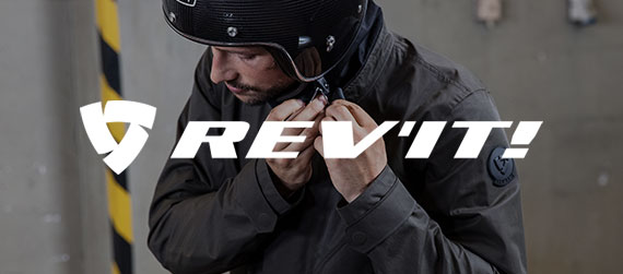 Nouvelle collection Rev'It