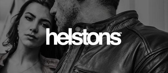 Nouveautés moto Helstons