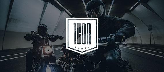 Nouveautés moto Icon 1000