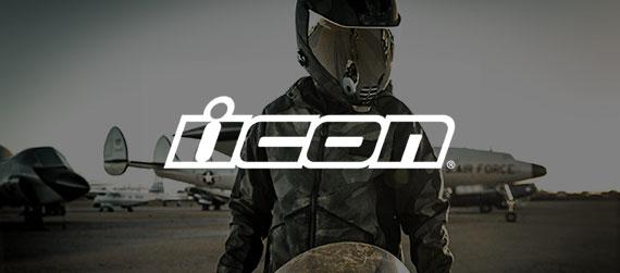 Nouveautés moto Icon