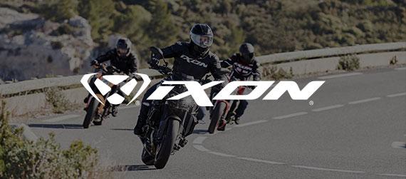 Nouveautés moto Ixon