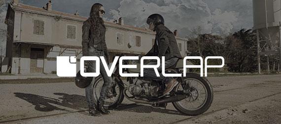 Nouveautés moto Overlap