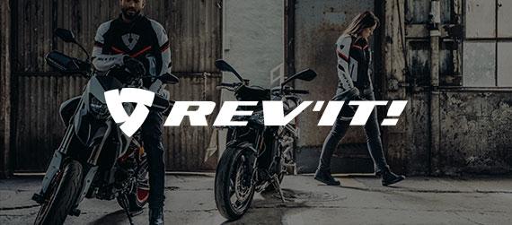 Nouveautés moto Revit
