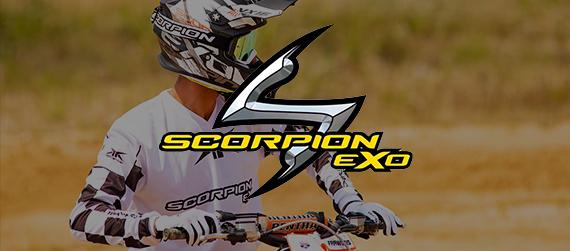 Nouveautés Scorpion